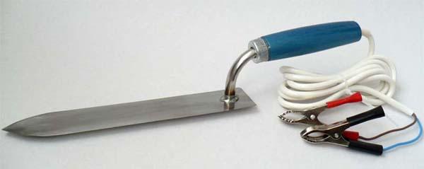 Электрические пасечные ножи